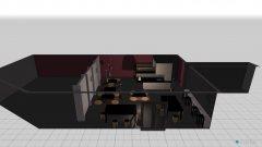 Raumgestaltung Oriental Food House in der Kategorie Veranstaltungshalle
