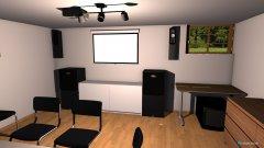 Raumgestaltung Partykeller  in der Kategorie Veranstaltungshalle