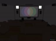 Raumgestaltung (Privat-)Kino in der Kategorie Veranstaltungshalle