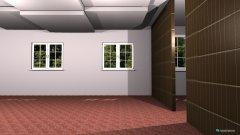 Raumgestaltung Saal in der Kategorie Veranstaltungshalle