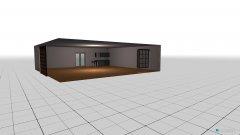 Raumgestaltung Schleuderraum in der Kategorie Veranstaltungshalle