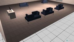 Raumgestaltung SenceRoom in der Kategorie Veranstaltungshalle