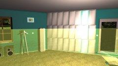 Raumgestaltung Sportzimmer in der Kategorie Veranstaltungshalle