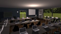 Raumgestaltung Tagungsraum in der Kategorie Veranstaltungshalle