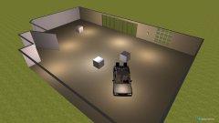 Raumgestaltung test 2 in der Kategorie Veranstaltungshalle