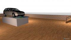 Raumgestaltung Test-3 Auto in der Kategorie Veranstaltungshalle