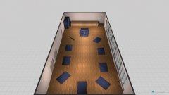 Raumgestaltung Turnhalle in der Kategorie Veranstaltungshalle