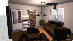 Raumgestaltung Vendégszoba in der Kategorie Veranstaltungshalle