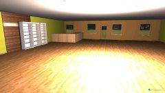 Raumgestaltung Versuch 1 in der Kategorie Veranstaltungshalle