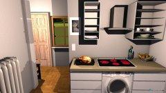 Raumgestaltung Wohnung in der Kategorie Veranstaltungshalle