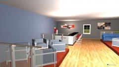 Raumgestaltung Abbracci Lounge Upstairs in der Kategorie Verkaufsraum
