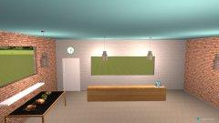 Raumgestaltung amos2 in der Kategorie Verkaufsraum