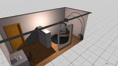 Raumgestaltung Arbeitszimmer in der Kategorie Verkaufsraum
