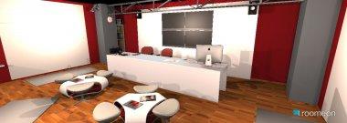 Raumgestaltung Ducati Showroom 2 in der Kategorie Verkaufsraum