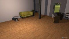Raumgestaltung Entwurf1 in der Kategorie Verkaufsraum
