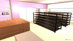 Raumgestaltung Geschäftsraum in der Kategorie Verkaufsraum
