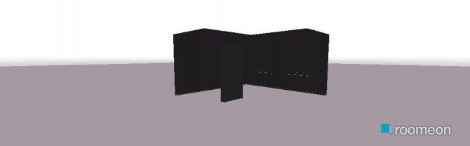Raumgestaltung Grundrissvorlage L-Form in der Kategorie Verkaufsraum