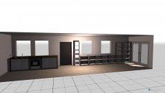 Raumgestaltung Konsum in der Kategorie Verkaufsraum
