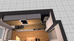 Raumgestaltung Küche in der Kategorie Verkaufsraum