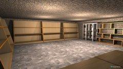 Raumgestaltung Lager in der Kategorie Verkaufsraum