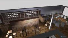 Raumgestaltung Living Lounge in der Kategorie Verkaufsraum