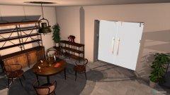 Raumgestaltung LOFT 2078 - STORE 1 in der Kategorie Verkaufsraum