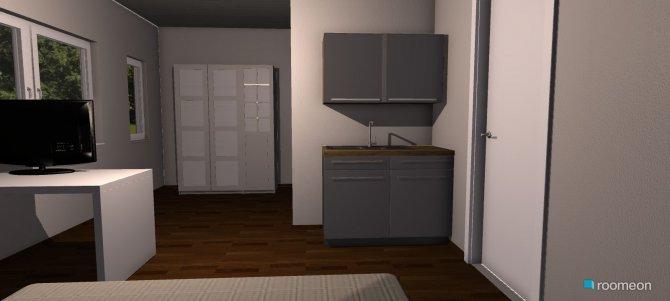 Raumgestaltung Musterzimmer groß in der Kategorie Verkaufsraum