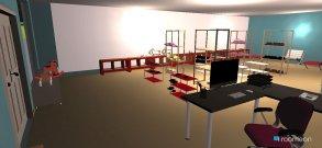 Raumgestaltung Nina Project 2 in der Kategorie Verkaufsraum