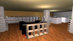 Raumgestaltung präsi in der Kategorie Verkaufsraum