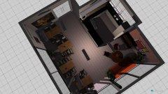Raumgestaltung Projekt Cafeteria ASB in der Kategorie Verkaufsraum