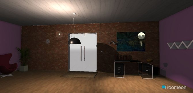 Raumgestaltung Sala de espera in der Kategorie Verkaufsraum