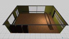 Raumgestaltung Snackbar Grundriss  1  in der Kategorie Verkaufsraum