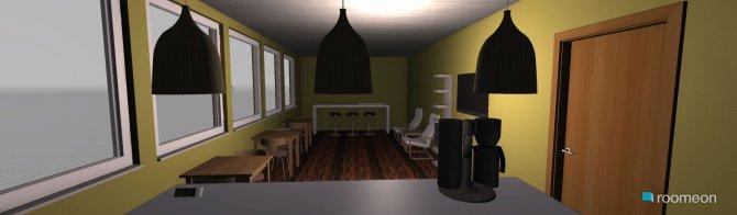 Raumgestaltung Starbucks to School in der Kategorie Verkaufsraum