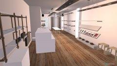 Raumgestaltung The Cartocon Store - 86 Commercial Street, Dundee in der Kategorie Verkaufsraum