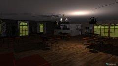 Raumgestaltung Theatre Cafe in der Kategorie Verkaufsraum
