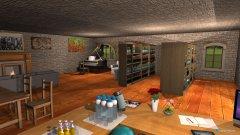 Raumgestaltung Whiskey Store Devin in der Kategorie Verkaufsraum