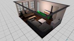Raumgestaltung Wohnzimmer 2 in der Kategorie Verkaufsraum