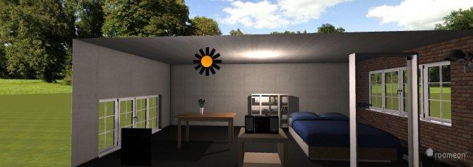 Raumgestaltung 1. versuch in der Kategorie Wintergarten-Veranda