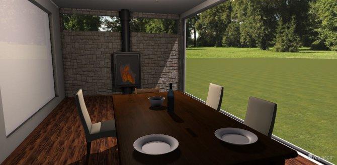 Raumgestaltung Anbau in der Kategorie Wintergarten-Veranda