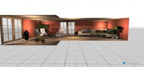 Raumgestaltung backyard in der Kategorie Wintergarten-Veranda