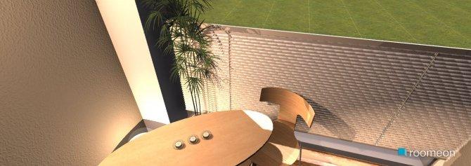 Raumgestaltung BALKON 1.1 in der Kategorie Wintergarten-Veranda