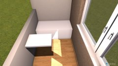 Raumgestaltung Balkon überlegung in der Kategorie Wintergarten-Veranda