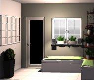 Raumgestaltung balkon in der Kategorie Wintergarten-Veranda