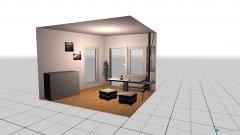 Raumgestaltung Balkony in der Kategorie Wintergarten-Veranda