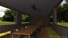 Raumgestaltung grill in der Kategorie Wintergarten-Veranda