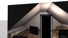 Raumgestaltung Obergeschoss in der Kategorie Wintergarten-Veranda