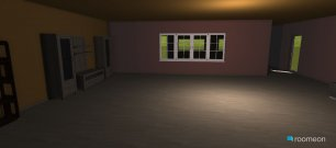 Raumgestaltung oma wohnzimmer und wintergarten  in der Kategorie Wintergarten-Veranda