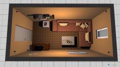 Raumgestaltung Raum de Stille in der Kategorie Wintergarten-Veranda