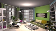 Raumgestaltung Relaxraum in der Kategorie Wintergarten-Veranda