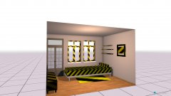Raumgestaltung Ruftop2 in der Kategorie Wintergarten-Veranda